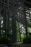 Thorncrown Chapel Stock Image
