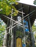 Thorncrown-Kapelle 2 Stockfotos