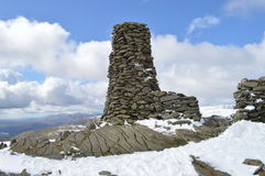 Thornthwaite Beacon Royalty Free Stock Image