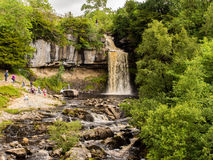 Thornton force with people Royalty Free Stock Photos