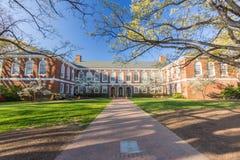 Thornton Hall at UVA Royalty Free Stock Image