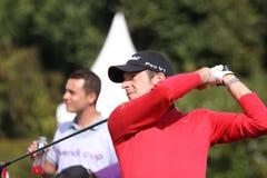 Thornton, Vivendi golf cup, sept 2010 Royalty Free Stock Photos