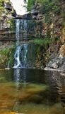 Thorntonwaterval engeland stock foto