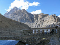 Thorong High Camp, Nepal Royalty Free Stock Photos