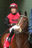 Thoroughbred Jockey Tyler Baze Stock Photography