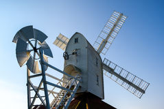 THORPENESS, SUFFOLK/UK - MAY 25 : Thorpeness Windmill Building i Stock Photos