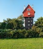 Высокорослый дом на Thorpness Стоковое Фото