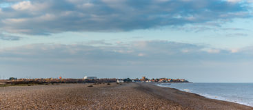 Thorpness from Aldeburgh suffolk Stock Photo