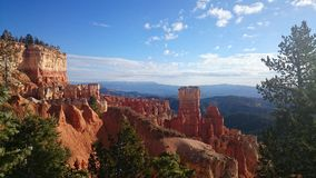 Thors marteau, Bryce Canyon, Utah, Etats-Unis Photographie stock