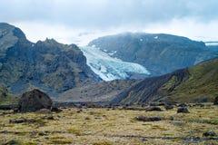 Thorsmork valley, Iceland Stock Photography