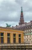 Thorvaldsen Museum, Copenhagen Royalty Free Stock Photos