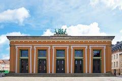 Thorvaldsen Museum, Denmark Royalty Free Stock Photos