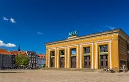 Thorvaldsens museum i Köpenhamnen, Danmark Arkivfoto