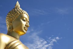 thotsaphala Si sakkaya phra phutthamon prathan yan Στοκ Φωτογραφία
