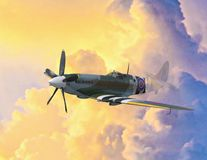 The British Spitfire Saved the UK from Almost Certain Defeat During the Relentless NAZI Aerial Bombardment. Though Outnumbered and Outgunned, the British RAF Stock Photos