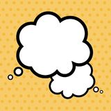 Thought bubble icon Royalty Free Stock Image