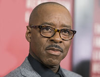 Thoughtful Actor Courtney B. Vance Royalty Free Stock Photo
