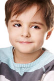 Thoughtful boy Royalty Free Stock Photography