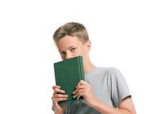 Thoughtful boy Royalty Free Stock Image