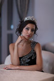 Thoughtful girl Royalty Free Stock Photo