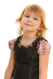 Thoughtful young girl Royalty Free Stock Photography