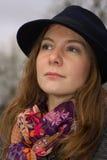 thoughtfull γυναίκα Στοκ εικόνα με δικαίωμα ελεύθερης χρήσης