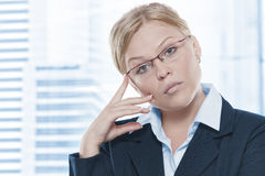Thoughts Stock Image