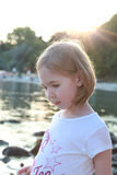 Thoughts child Stock Images