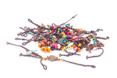 A thousand of Bracelet Royalty Free Stock Photography