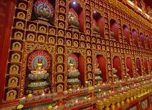 Thousand buddha Royalty Free Stock Photography