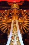 Thousand-hand Buddha Stock Photos