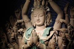 Thousand Hand Buddha Stock Images