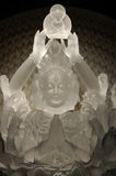 Thousand Hand Buddha Statue Royalty Free Stock Photo