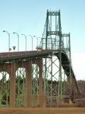 The Thousand Islands Bridge Stock Photo