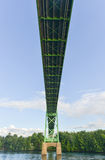 The Thousand Islands Bridge Stock Image