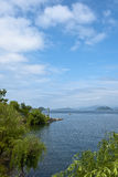 Thousand Islands Lake Royalty Free Stock Photos
