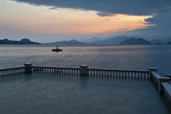 Thousand Islands Lake Royalty Free Stock Image