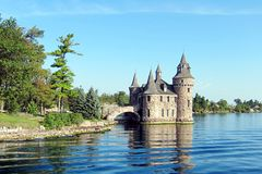 Thousand Islands Royalty Free Stock Images