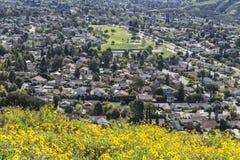 Thousand Oaks, la Californie Photographie stock libre de droits