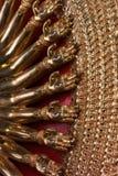 Thousands of hands of Avalokiteshvarа. Stock Photography