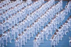 Thousands Taijiquan Stock Images