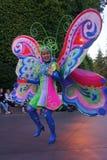 Disneyland Fantasy Parade Character Dancer royalty free stock photography