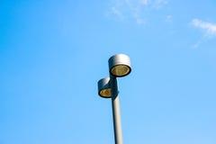 Thow lights pillar Stock Image