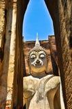 Thr buddha status Stock Image