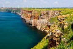 Thracian cliffs, Bulgaria Royalty Free Stock Photo