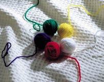 thread Foto de archivo libre de regalías