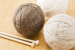 Thread ball Stock Image