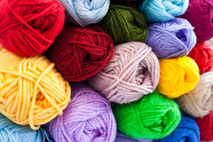Thread balls Royalty Free Stock Photography