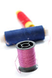 Thread Bobbins Series 01 Royalty Free Stock Photo