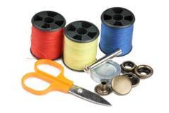 Thread coils Royalty Free Stock Photo